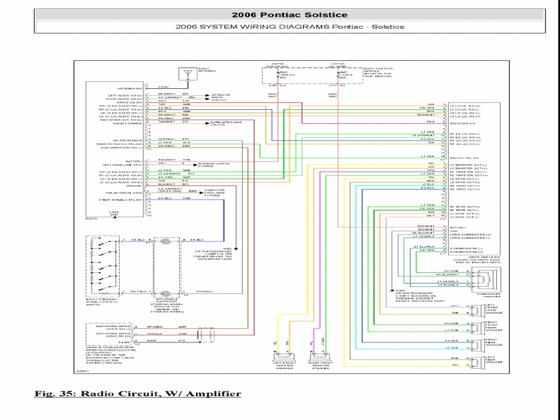 Wiring diagram for chevrolet cruze  Diagrams online