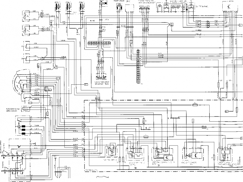 Beautiful Awesome Sample Detail Porsche 993 Wiring Diagram Component ...