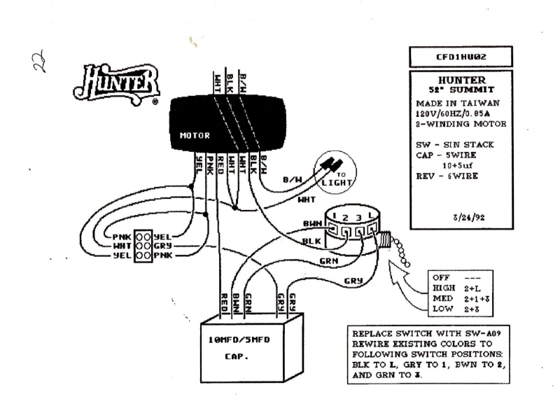 Air Blower Diagram : Wiring diagrams blower motor capacitor ac compressor
