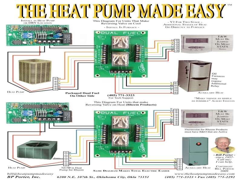Wiring Diagrams : Honeywell Heat Pump Thermostat Wiring Diagram