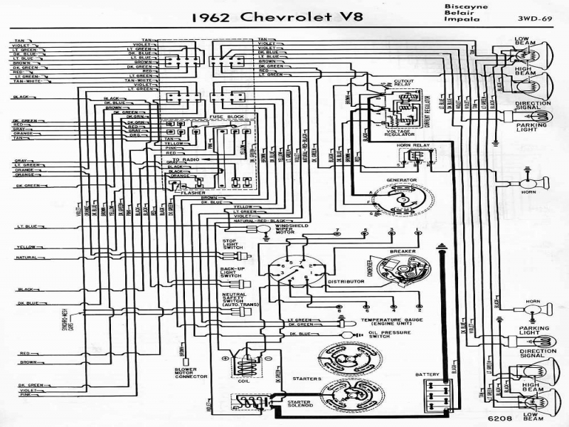 1960 Impala Wiper Motor Wiring Diagram  Wiring Forums