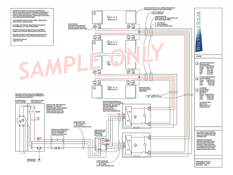Residential Electrical Panel Wiring Diagrams Wiring Forums