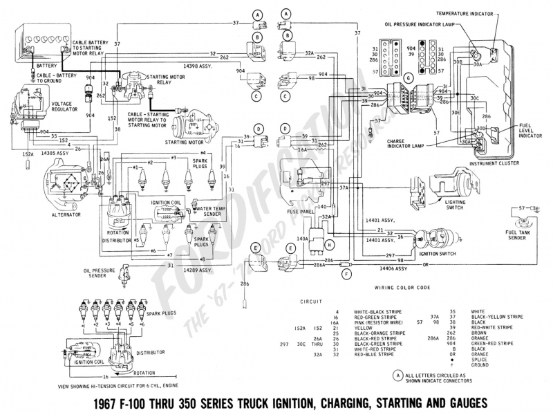 1956 Ford Ignition Coil Wiring Diagram  Wiring Forums