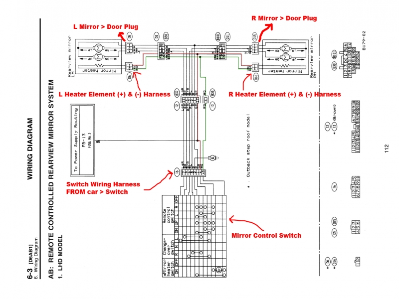 1998 Subaru Legacy Radio Wiring Diagram Wiring Forums