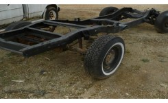 1967-72 Chevy Shortbed Rolling Chassis – Leaf – Springs – Truck
