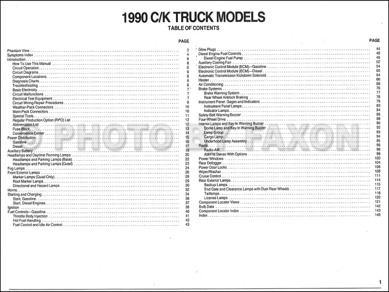 1990 chevy 1500 door wiring diagram wiring forums. Black Bedroom Furniture Sets. Home Design Ideas