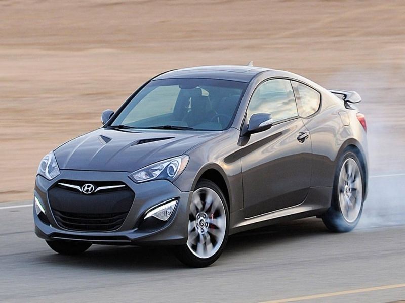 2014 Hyundai Genesis Coupe - Information And Photos - Zombiedrive