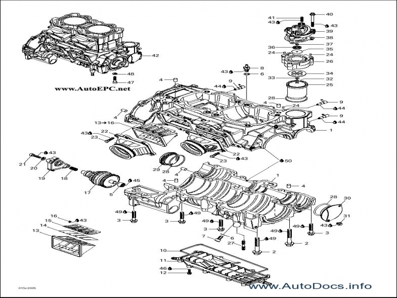 Sea doo Rxtx Repair Manual