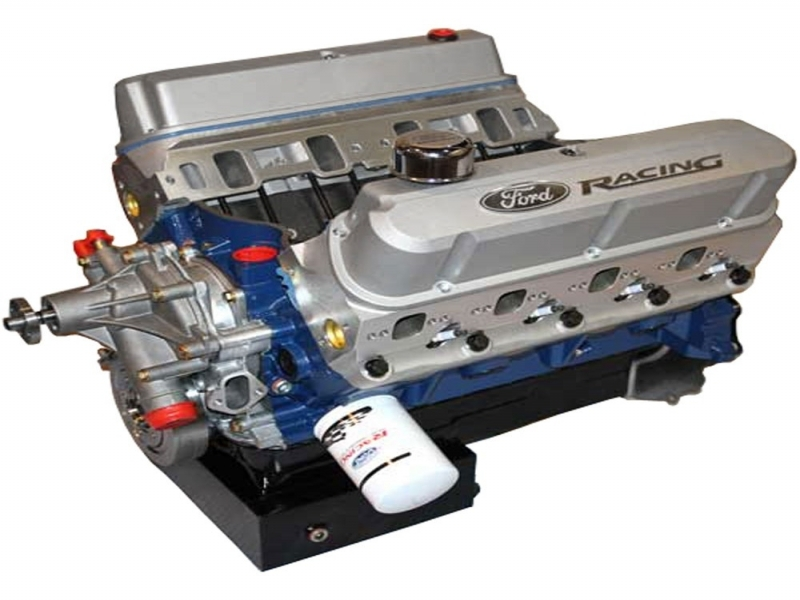 Ford racing parts catalog wiring forums for Ford stroker motor sizes
