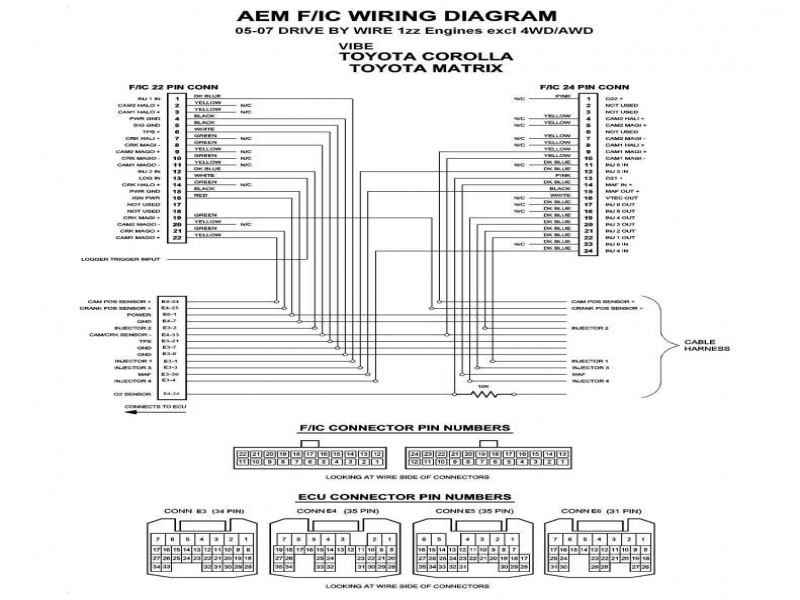 aem fic wiring diagram wiring diagram panel