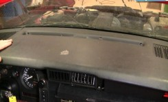 How To Install Replace Dash Pad Chevy Camaro Iroc-Z 82-92 1Aauto