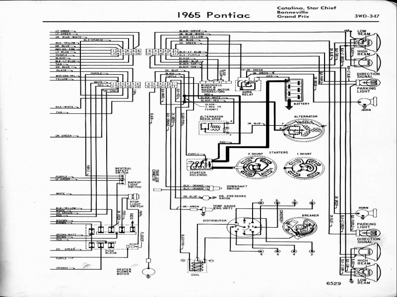 1966 Gto Ignition Switch Wiring. Parts. Wiring Diagram Images