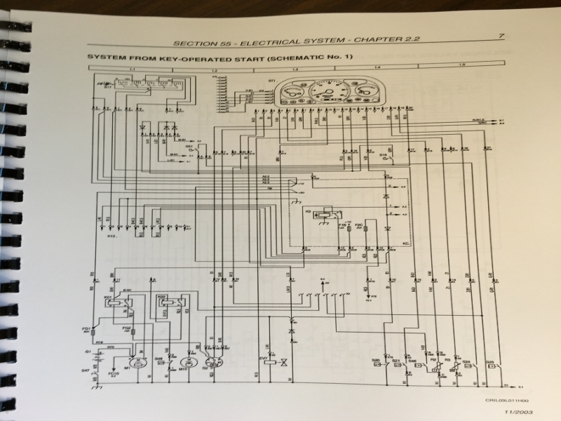 new holland backhoe lb 75 b wiring diagram wiring diagram