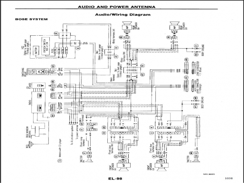 2005 Infiniti G35 Headlight Wiring Diagram  Wiring Forums