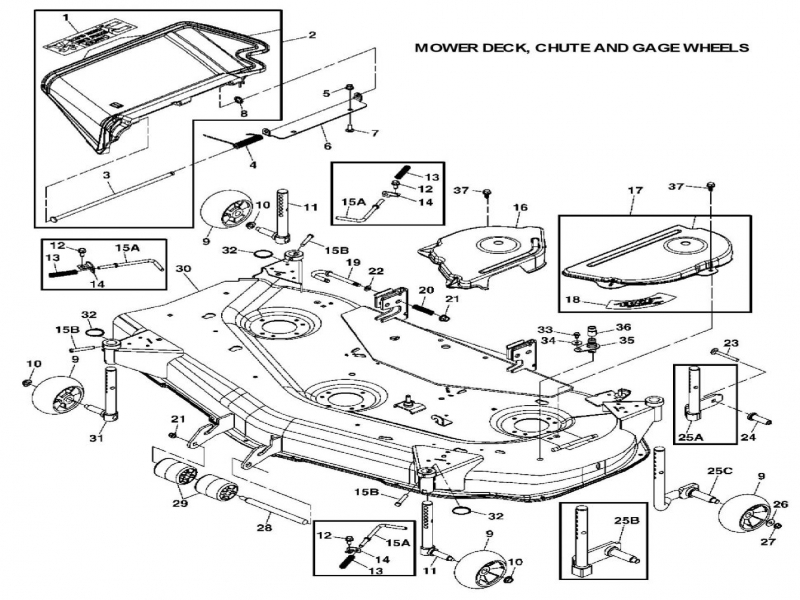 John Deere 316 Parts Catalog Wiring Forums