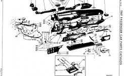 1001 More Classic Cars Authority: Ever Wanted A Factory Technical Drawing Of Images