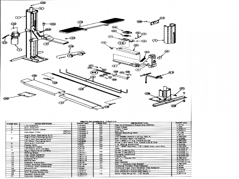 1001 More Rotary Sp84 Parts Diagram Gallery Images