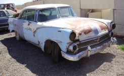 40 Plus 1955 Ford Fairlane (#55Fo0611C) | Desert Valley Auto Parts Gallery Images