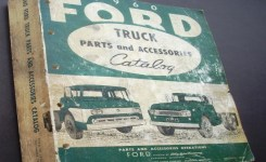 40 Plus Ford Truck Parts And Accessories Catalog Book Pickup Heavy Duty Tilt Images