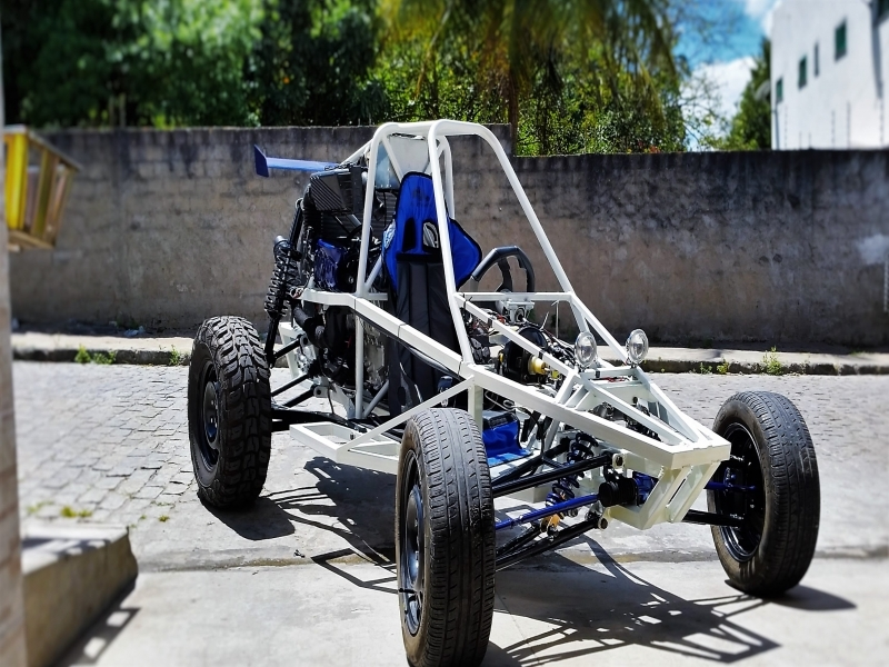 Buggy Piranha 1800Cc (Vw Engine) - Feira De Santana, Ba - Youtube