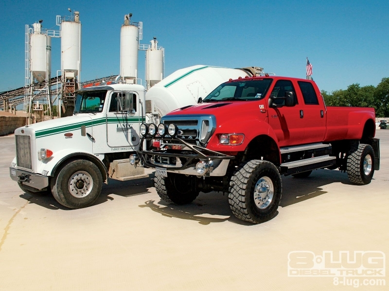 Get 2006 Ford F650 - Serious Business Photo & Image Gallery Gallery Images