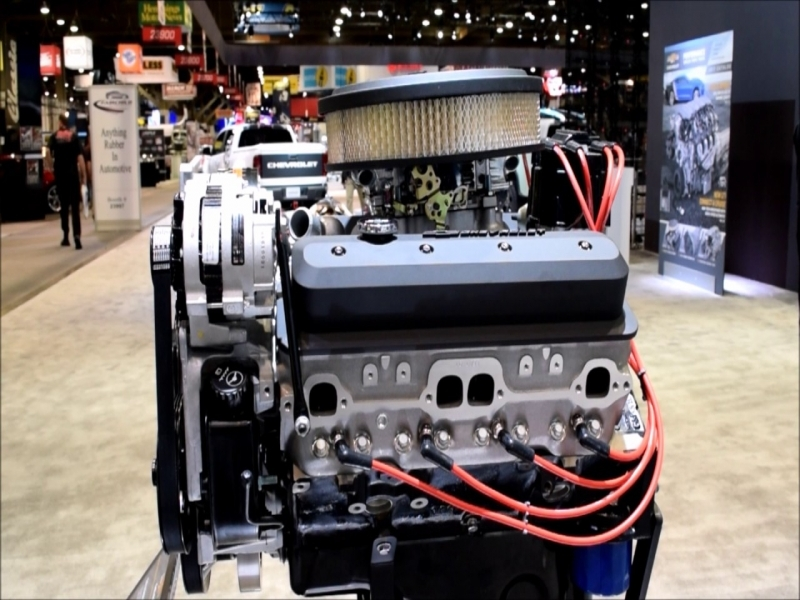 Get Chevy Crate Engine With Acdelco Parts   Acdelco At Aapex 2016 - Youtube Galerry Photos