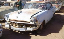 Much More 1956 Ford Fairlane (#56Fo5959C) | Desert Valley Auto Parts Galerry Photos