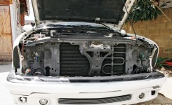 Much More Chevy S10 – Gmc Sonoma – Front End Replacement – Mini Truckin' Magazine Images