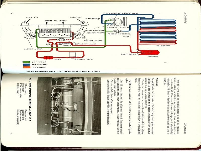 1965 Rolls    Royce    Electrical Schematic     Wiring    Forums