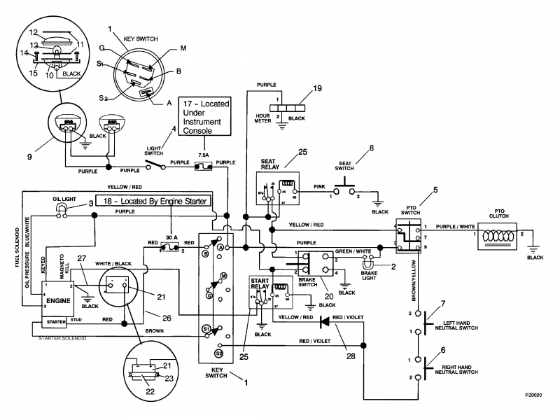 Gravely K241 Wiring Diagram - Wiring Forums on k301 wiring diagram, k181 wiring diagram, k321 wiring diagram, k40 wiring diagram, k60 wiring diagram,