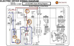 Dryer Schematic Wiring Diagram 4 Prong | saveingoldus