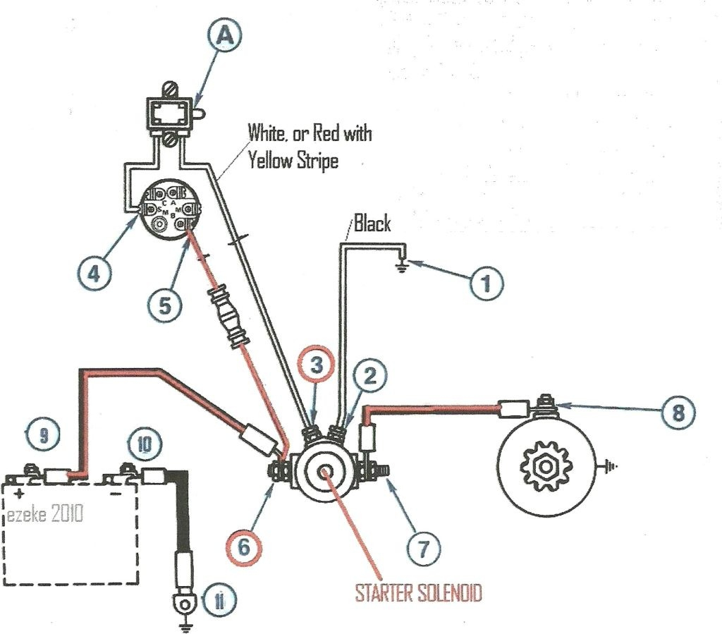 Wiring Diagram For Ford Starter Relay