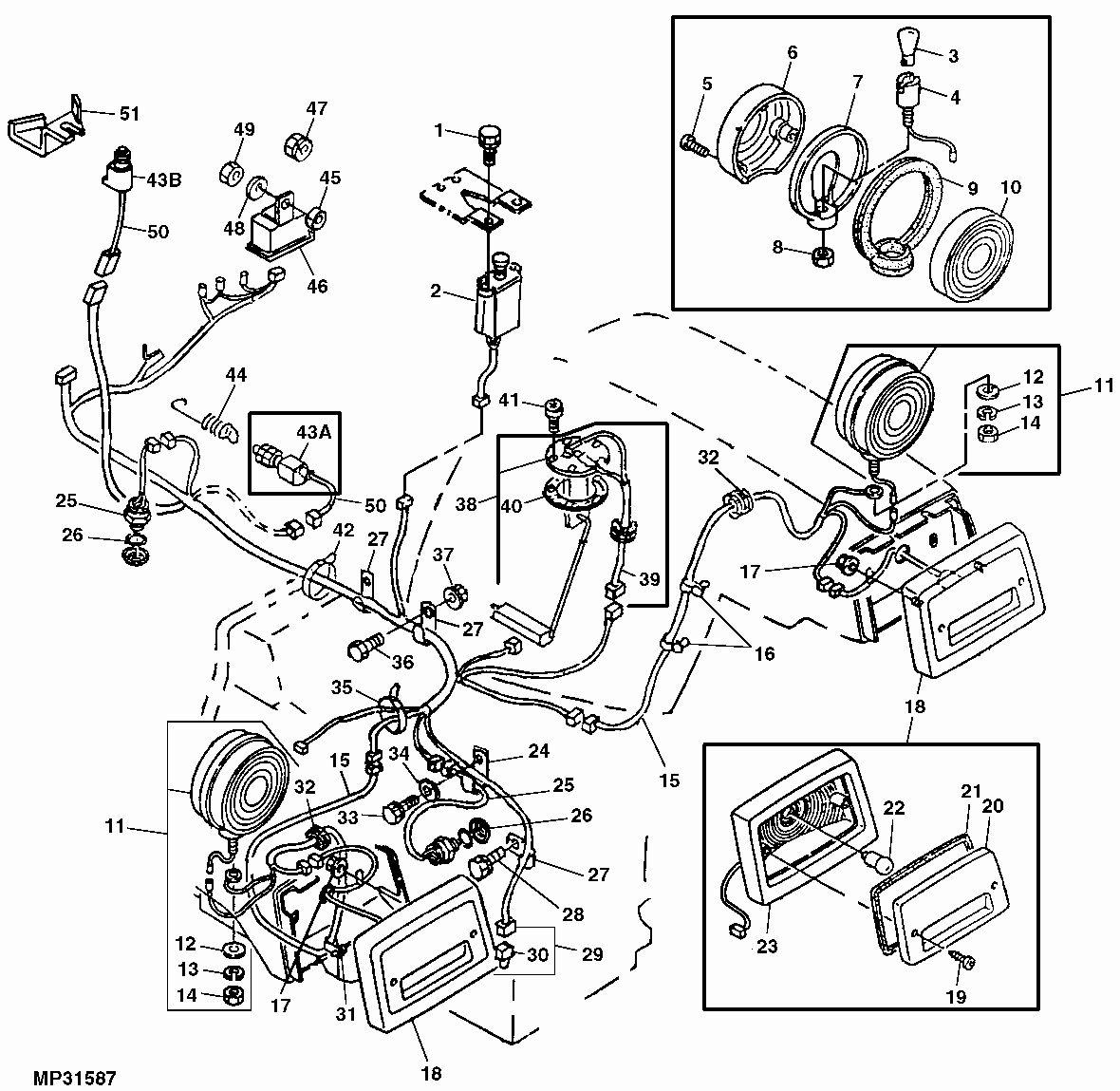 Wiring Diagrams 748 G John Deere