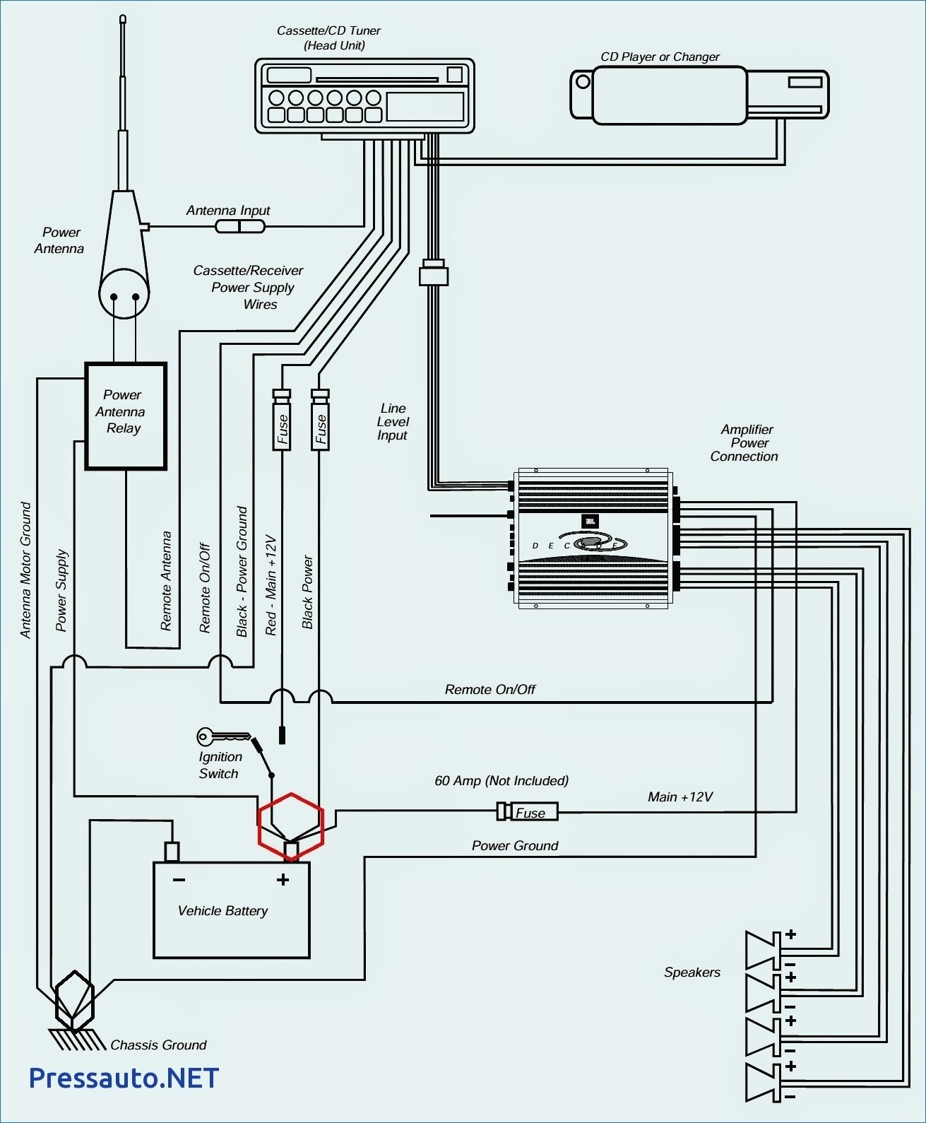 Alpine Ktp 445u Wiring Diagram