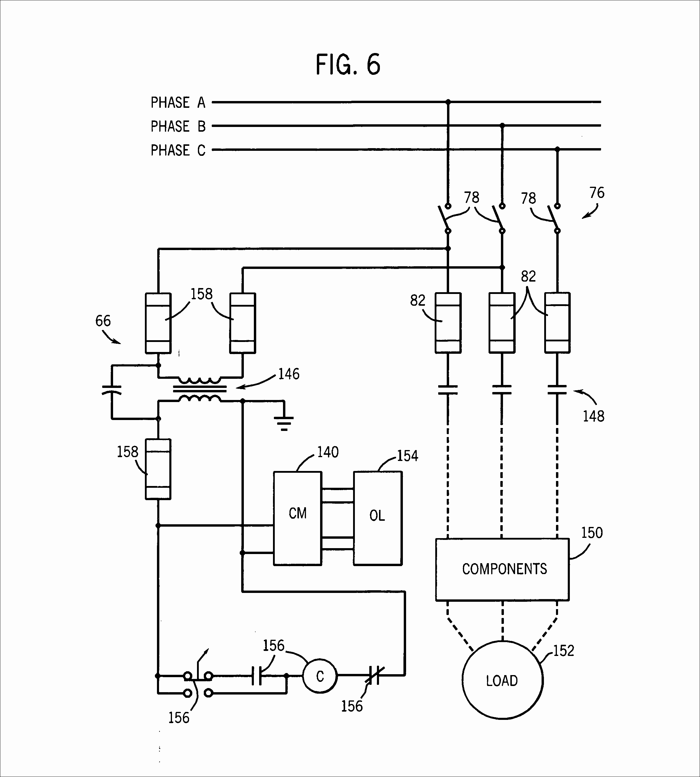 Ac Motor Control Wiring Diagram Electrical Winding