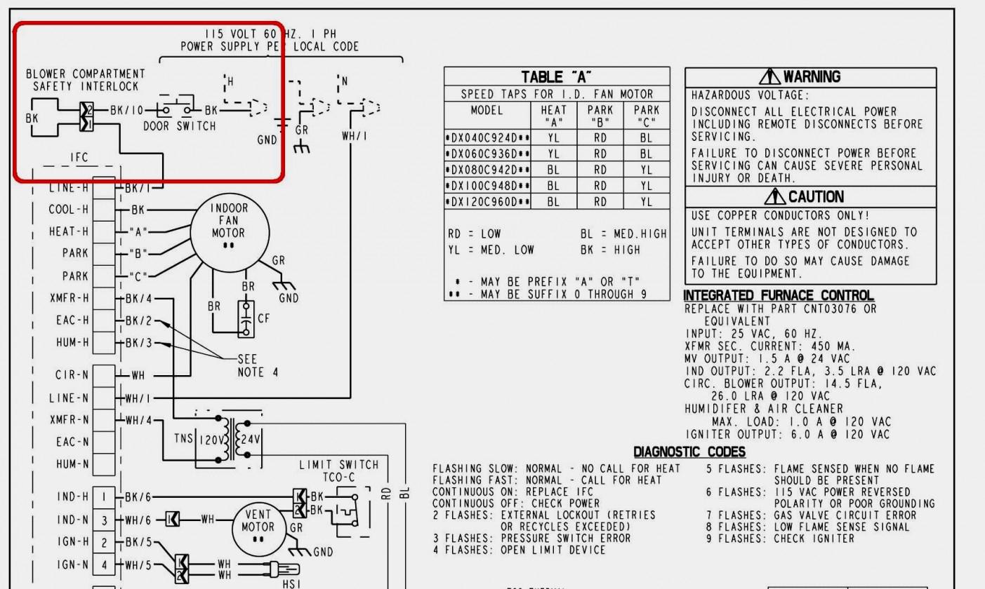 Goodman Ac Capacitor Wiring