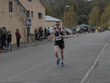 3) First Wirksworth Male Incline race 2016