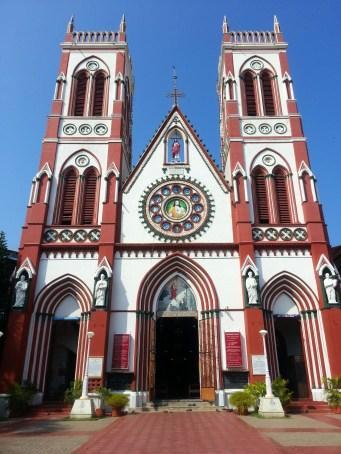The Basilika of the Sacred Heart of Jesus