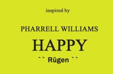 """Rügen tanzt """"Happy"""""""
