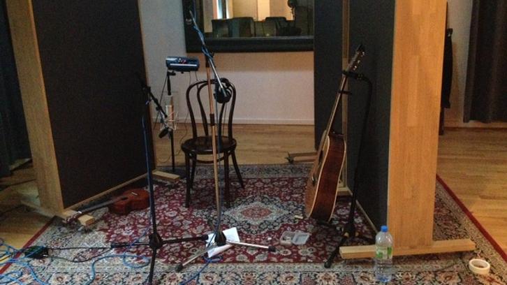 Der Rügen-Sound: Im Studio mit den TONabnehmern, Tag 1