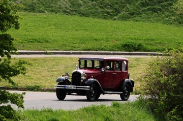 Automobile Träume auf Rügen