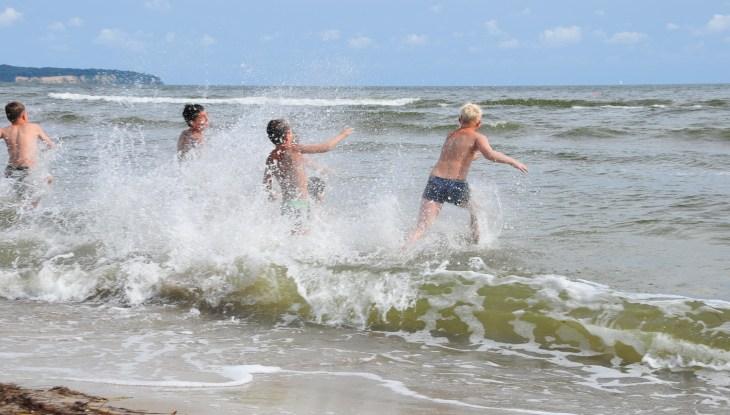 Wo Generationen von Rüganern schwimmen lernen