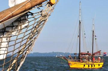 """""""Leinen los"""" für die 6. Sail Sassnitz"""