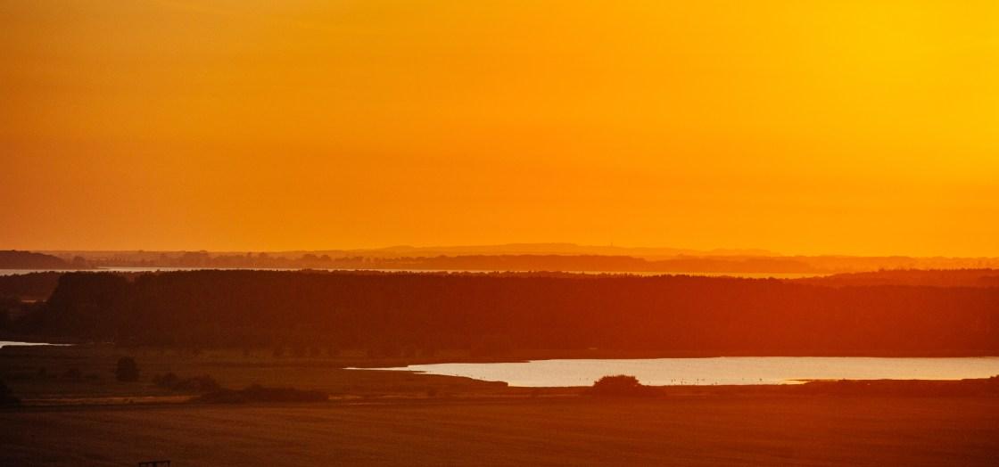Sonnenuntergang Bobbin