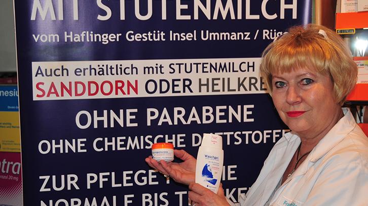"""""""Göttlicher Nektar"""" von rassigen Blondinen – Produkte aus Stutenmilch von Ummanzer Haflingern"""