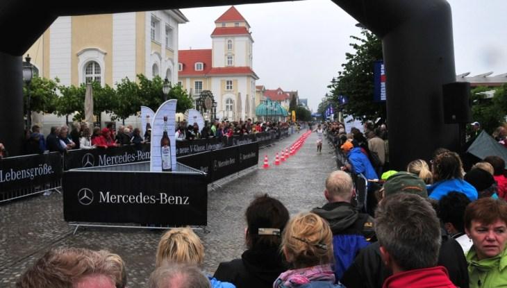 Premiere des IRONMAN 70.3 Rügen: Hut ab, sensationell, Respekt!