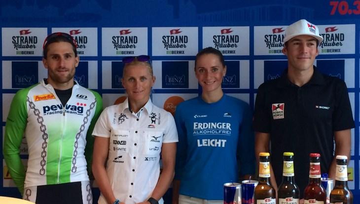 Rügen startet Sonntag mit Top-Athleten beim Strandräuber IRONMAN 70.3
