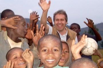 Rügen unterstützt Waldkindergarten im Kongo