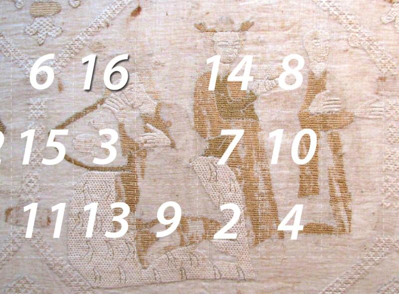 Adventskalender 16. Dezember 2014: Auf Tuchfühlung mit dem Mittelalter