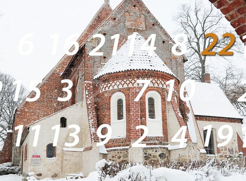 Adventskalender 22. Dezember 2014: Weihnachtsgottesdienste auf Rügen